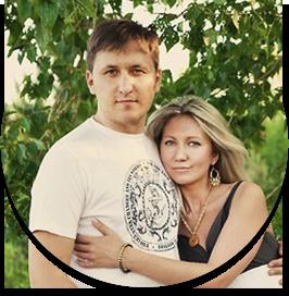 Сергей и Анна Новиковы